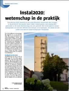 ICS magazine - Instal2020